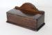 アクセサリーや小物の整理に ふた付き木製セルボックス ロング